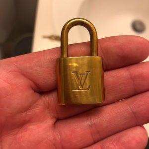 Louis Vuitton Bags - Louis Vuitton bag lock with key
